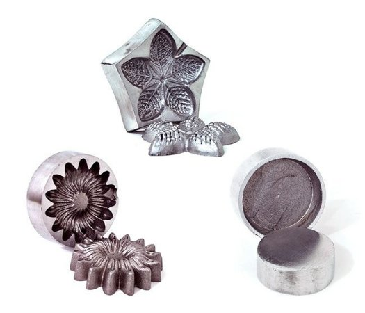 Kit Bronze Porta Docinho