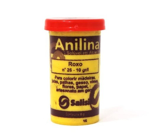 Anilina - Roxo nº 26 - 10 gr/l