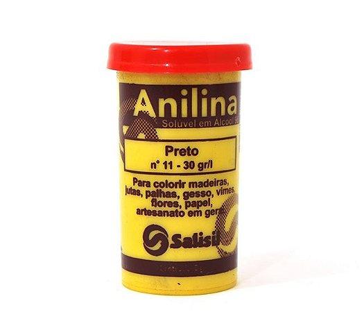 Anilina - Preto nº 11 - 30 gr/l