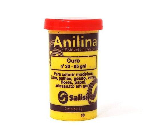 Anilina - Ouro nº 20 - 05 gr/l