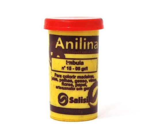 Anilina - Imbuia nº 15 - 05 gr/l