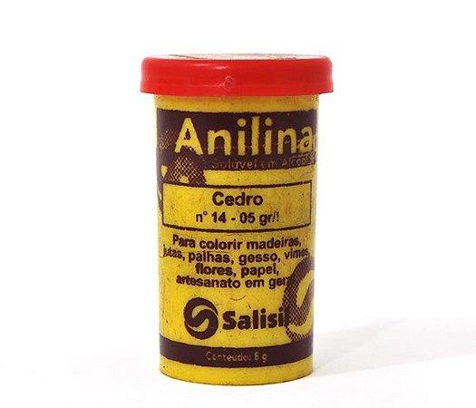 Anilina - Cedro nº 14 - 05 gr/l