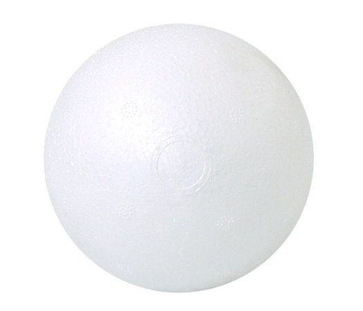 Bola de Isopor 100mm