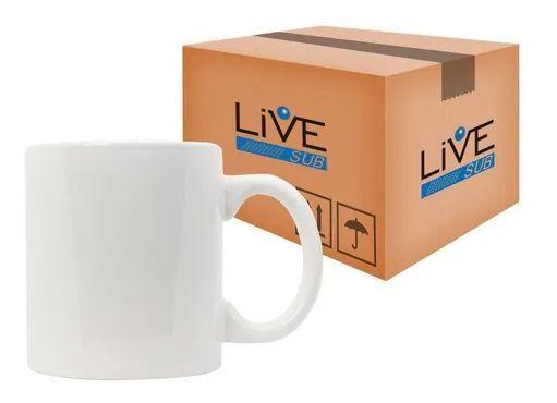 Canecas de Porcelana  AAA Live Sub  Caixa com 36 unidades