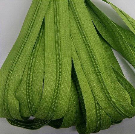 Ziper de Metro n°5 Verde Abacate