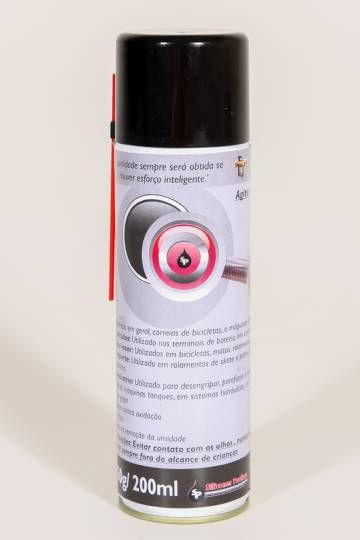 Spray Lubrificante Multiuso