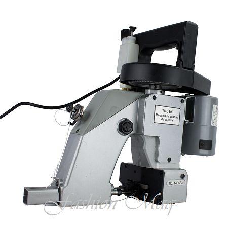 Maquina de Costurar Boca de Saco Portatil