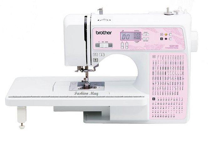 Máquina Brother de Costura SQ9100