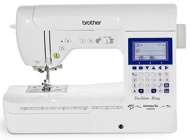 Máquina Brother de Costura NQ470