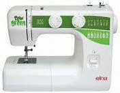 Máquina Elna Sew Green