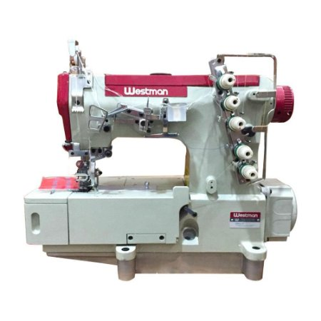 MAQUINA WESTMAN GALONEIRA DIRECT DRIVE 220V