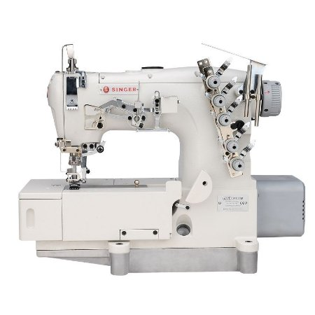 Singer Galoneira de Base Plana 522D ES Direct Drive