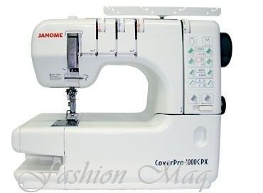 Máquina Janome Galoneira 1000 CPX