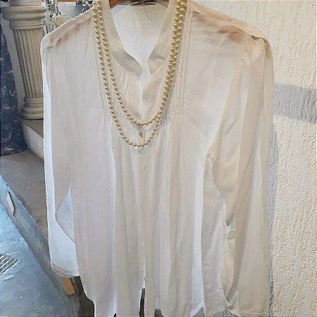 Camisa Branca Clássica