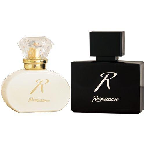 Kit Perfumes Renascence Lady + Million