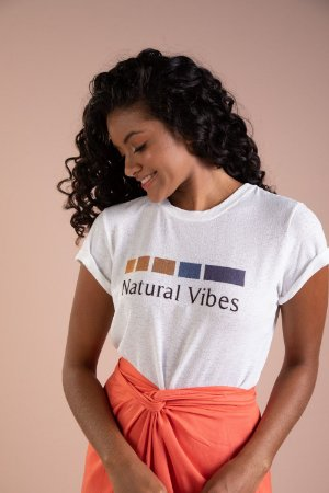 Tee luxo-  Natural Vibes