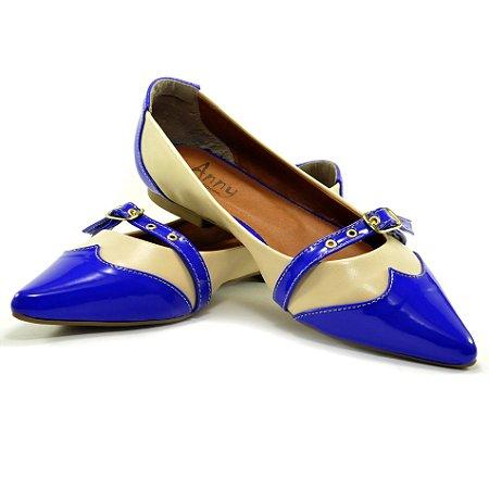 Sapatilha Azzura Blue