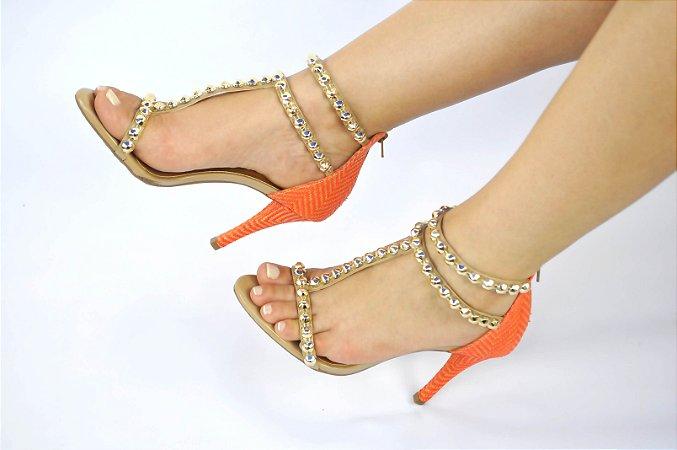 Sandália Laylay Orange