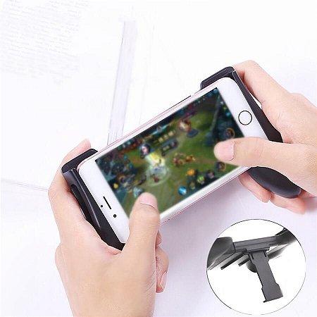 Suporte para Celular Game Handle Gamepad Universal