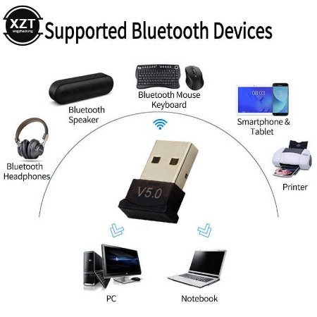 adaptador bluetooth usb 4.0 para pc - notebook