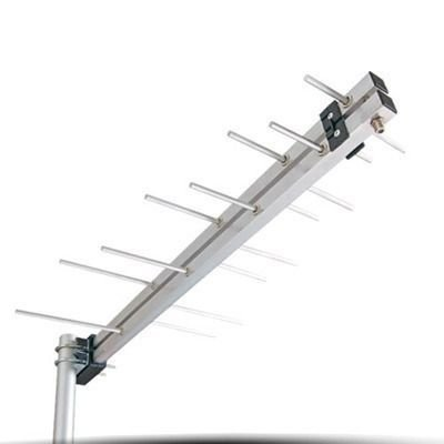 Antena Digital para TV Externa 16 ELEMENTOS UHF/VHF/DIGITAL