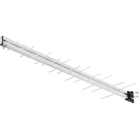 Antena Digital para TV Externa 28 ELEMENTOS UHF/VHF/DIGITAL