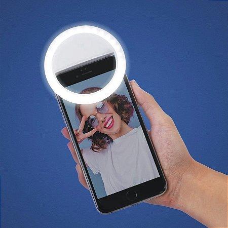 Ring Light Selfie com luz Live Show para celular