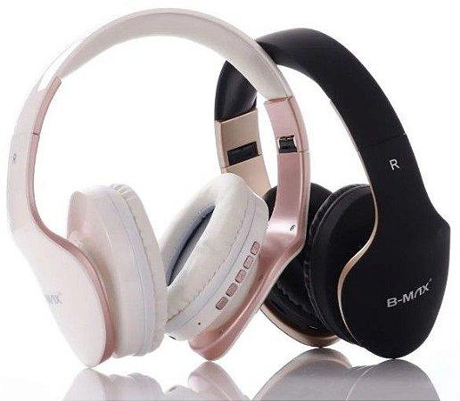Fone de Ouvido Bluetooth Sem Fio B-Max Bm 103