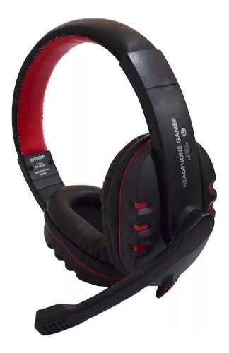 Fone de Ouvido Headset Gamer Exbom HF-G230 Super Bass