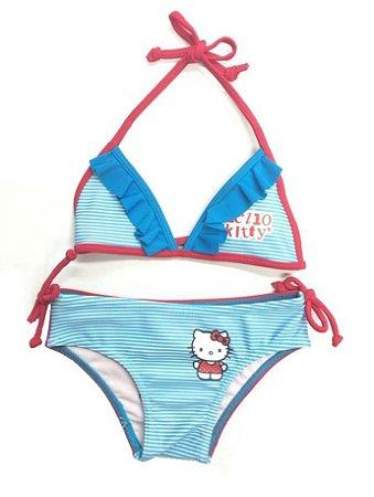 Biquíni Infantil Tip Top - Hello Kitty
