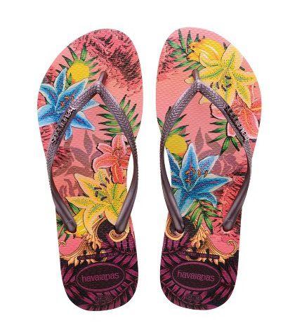 Havaianas Tropical - Rosa