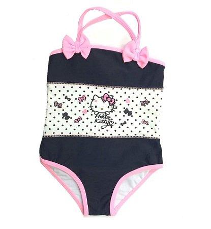 Maiô Infantil Tip Top - Hello Kitty