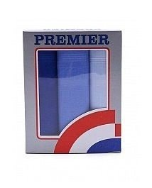 Lenço Premier C/3 - 39x39 cm