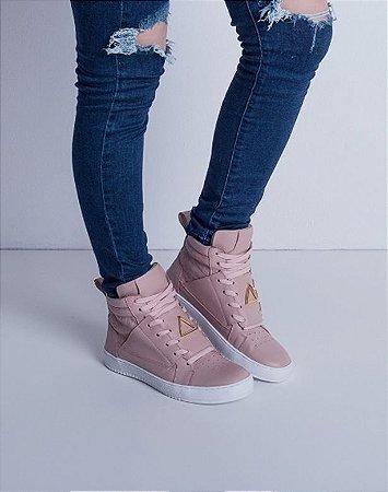 Sneaker Boot Triangle Ros - Labellamafia
