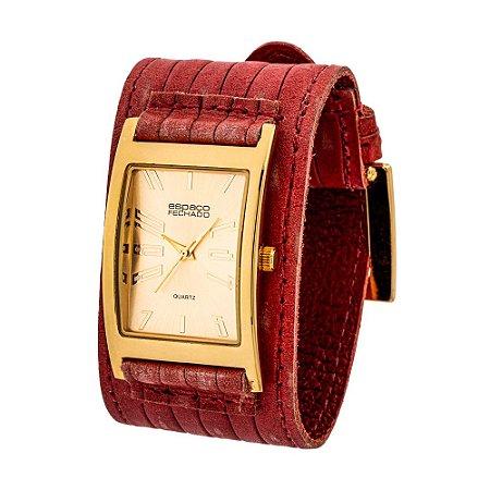 Relógio EF Bracelete de Cordão, Feminino.