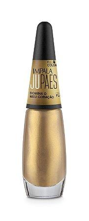 Esmalte impala Ju Paes full colors domina o meu coração 7,5 ml