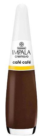 Esmalte Impala café café cremoso 7,5 ml