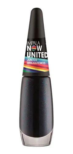 Esmalte Impala Now United Juntos Brilhantes Hipoalérgico 7,5ml