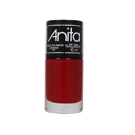 Esmalte Anita cremoso Maçã do Amor 10 ml