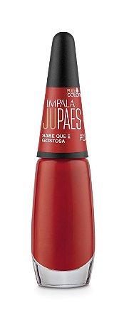 Esmalte Impala sabe que é gostosa Ju Paes full colors 7,5 ml