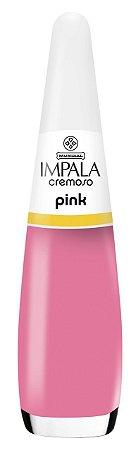 Esmalte Impala pink cremoso 7,5 ml