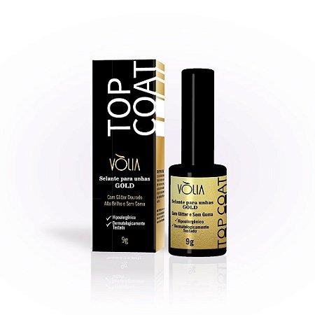 Top coat Vòlia GOLD Selante UV 9g