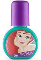 Esmalte Infantil Impala Disney Sua Voz Tem Poder - Ariel 6ml