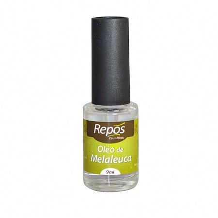 Oleo De Melaleuca Repos 9ml