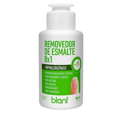 Removedor de Esmalte Vegano Blant - 8x1 - 80ml
