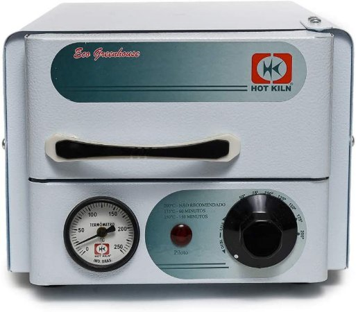 Estufa Esterilizadora de Alicate Hot Kiln Bivolt HK 1,9L C/ Bandeja