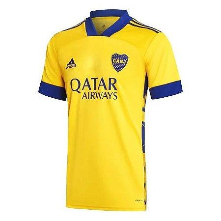 Camisa de Time Boca Juniors III