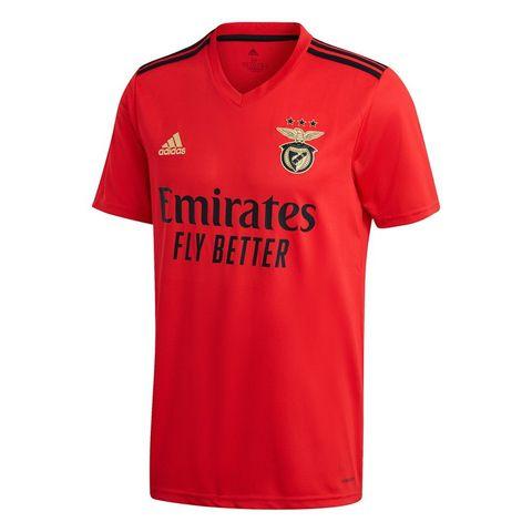Camisa de Time Benfica I Vermelha Masculina
