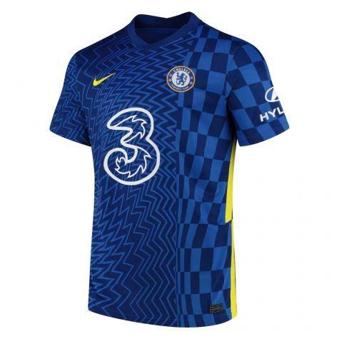 Camisa de Time Chelsea I Azul Masculina 2022