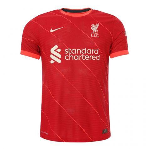 Camisa de Time Liverpool I Vermelha Masculina 2022